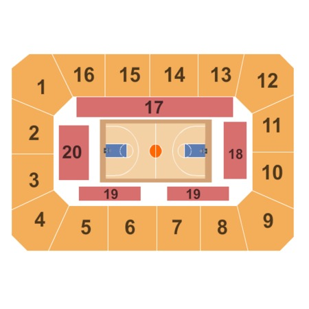 Cameron Indoor Stadium Tickets In Durham North Carolina Seating Charts Events And Schedule