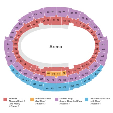 kleine olympiahalle munich tickets in m nchen bavaria seating charts events and schedule. Black Bedroom Furniture Sets. Home Design Ideas
