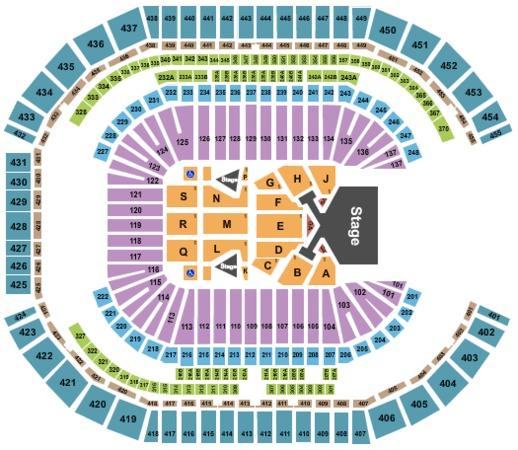 University Of Phoenix Stadium Tickets In Glendale Arizona