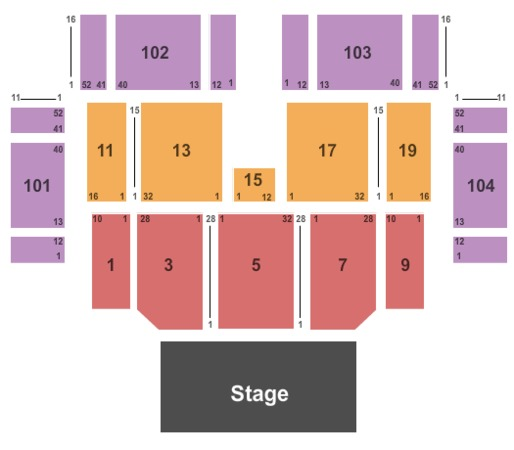 Harveys Outdoor Arena Lake Tahoe Tickets In Stateline