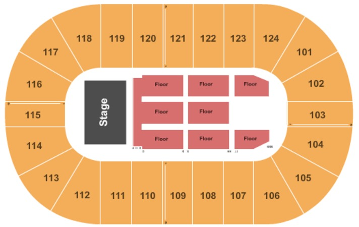 Mile One Centre Tickets In St John S Newfoundland And