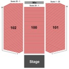 Seneca allegany casino concert seating chart