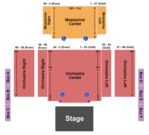 great hall  charles  dodge city center   hollywood florida seating charts