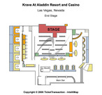 krave planet hollywood resort casino tickets in las vegas nevada seating charts events and. Black Bedroom Furniture Sets. Home Design Ideas