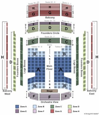 Schermerhorn symphony center tickets in nashville tennessee