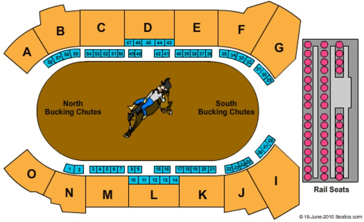 Cowtown coliseum tickets in fort worth texas cowtown coliseum seating