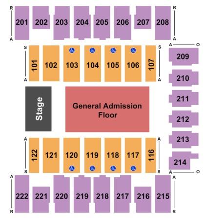 Daytona Beach Ocean Center Tickets In Daytona Beach