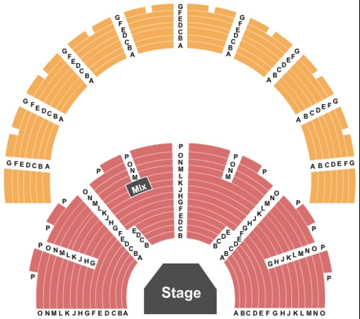 Shaw Festival Theatre Seating Chart Red Theater Seats Red