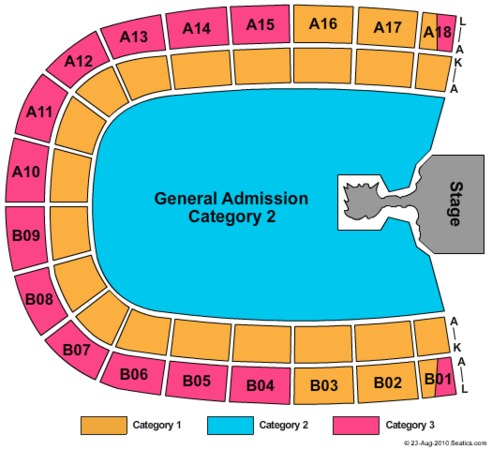 Meo arena tickets in lisboa lisbon meo arena seating charts events