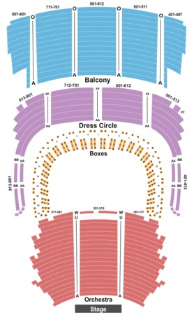 Severance Hall Tickets In Cleveland Ohio Severance Hall