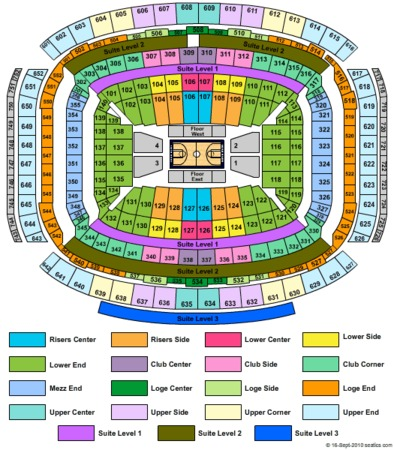 NRG Stadium Final Four Zone