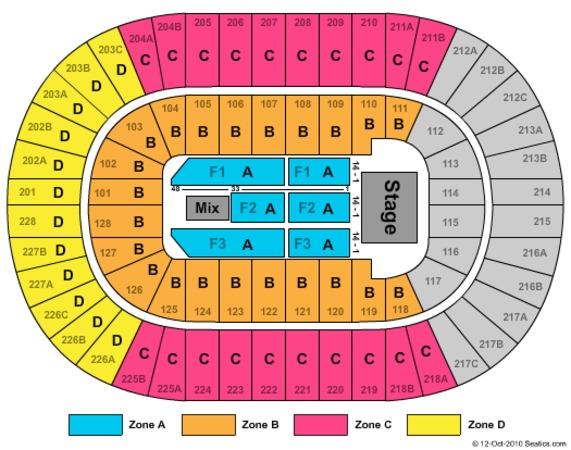 Joe Louis Arena Tickets In Detroit Michigan Joe Louis