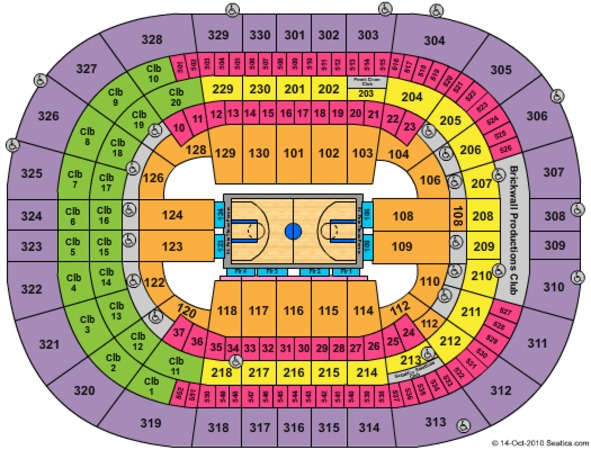 Amalie Arena NBA Basketball