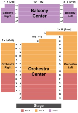 The Barns At Wolf Trap Tickets In Vienna Virginia Seating