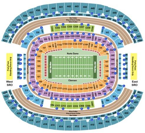 AT&T Stadium Cotton Bowl - 2015