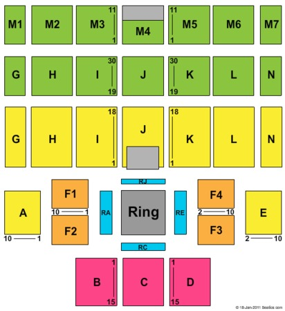 Casino Rama Seating Capacity