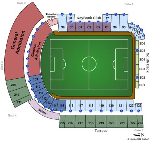 Providence Park Soccer GA