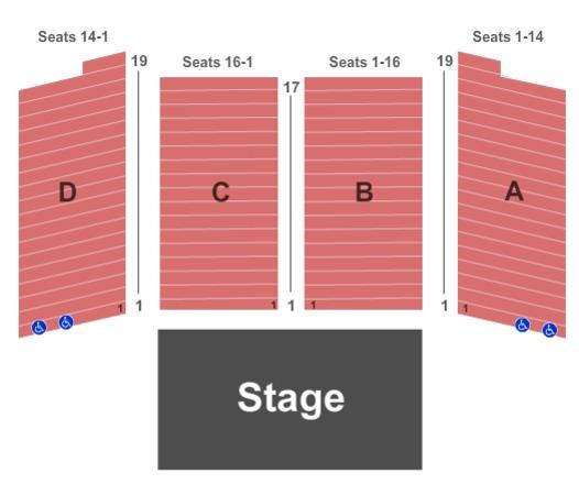 Morongo casino concerts seating chart best casinos in puerto rico san juan