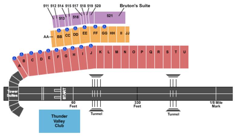 Bristol Dragway Tickets In Bristol Tennessee Bristol