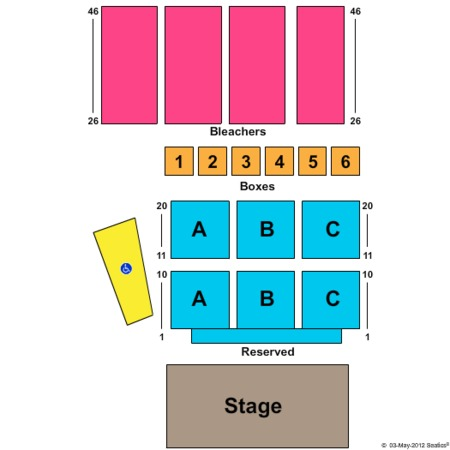 Snoqualmie casino ballroom seating chart biggest casino in seattle