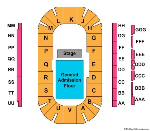 Interior Savings Centre Tickets in Kamloops British ...