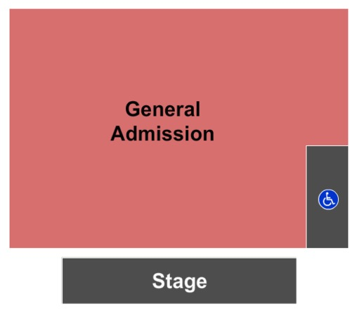 Stage AE General Admission