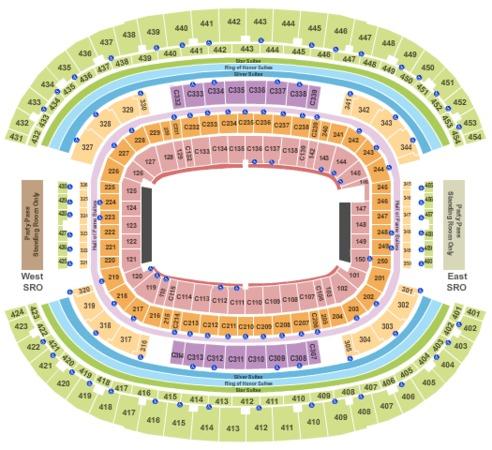 AT&T Stadium Supercross