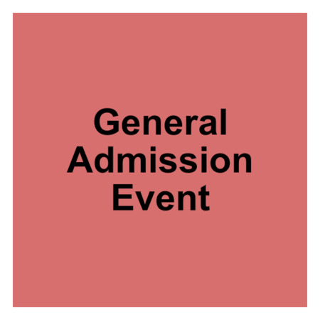 Lied Center General Admission