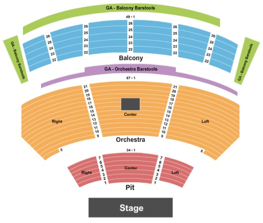 Ip Casino Resort Spa Seating Chart