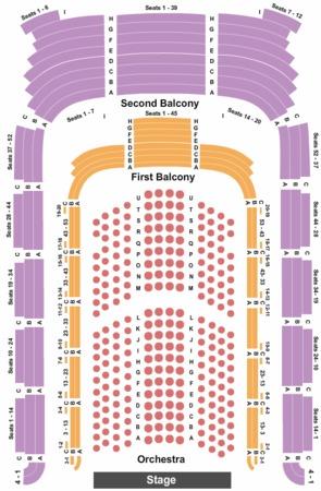 Boston symphony hall tickets in boston massachusetts seating