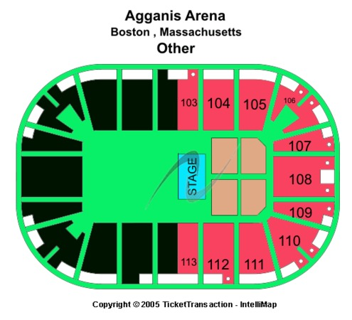 Agganis Arena Other