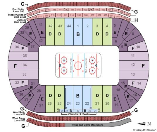 Michigan Stadium Tickets In Ann Arbor Michigan Michigan