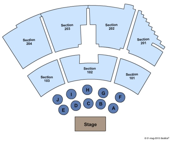 The Joint Hard Rock Hotel Amp Casino Tulsa Tickets In