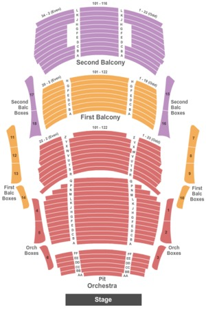 Clay center tickets in charleston west virginia clay center seating