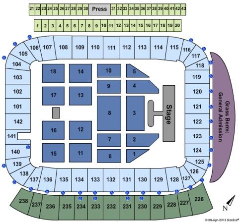 Home Depot Center Soccer Stadium Tickets In Carson