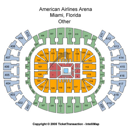 AmericanAirlines Arena Other
