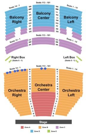 Victoria Theatre Tickets In Dayton Ohio Victoria Theatre