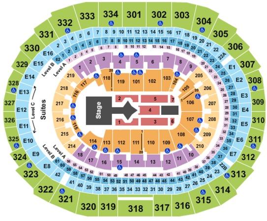 Justin Bieber Tickets California on Staples Center Justin Bieber