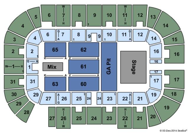 Massmutual Center Tickets In Springfield Massachusetts Massmutual