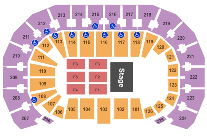 INTRUST Bank Arena George Lopez