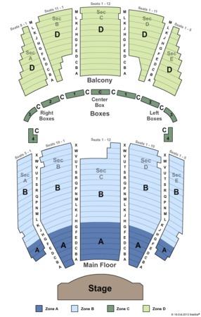 Hoyt Sherman Auditorium Tickets In Des Moines Iowa
