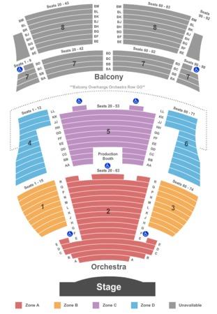 Opaline Theatre At The Venetian Las Vegas Tickets In Las