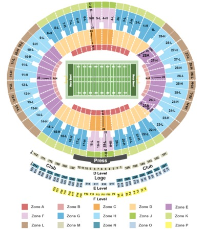 rose bowl seating map with Rose Bowl Tickets Pasadena Ca on Soldier Field Concert besides Ucla Football Tweaks Visitor Fan Seating At The Rose Bowl in addition Bridgestone Winter Classic Update Will My Seats Suck additionally Parkmap together with Map bowl.