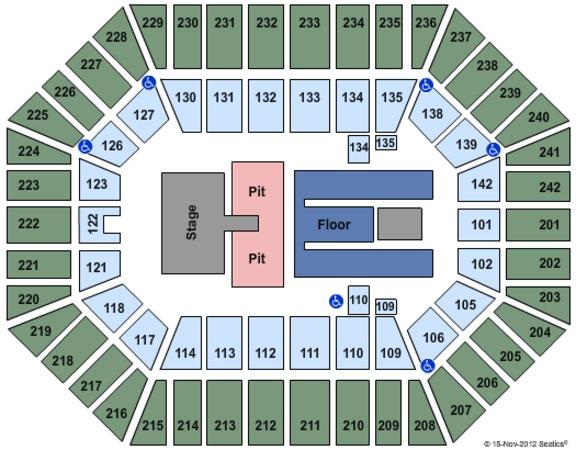 Hilton Coliseum Tickets in Ames Iowa, Hilton Coliseum ...
