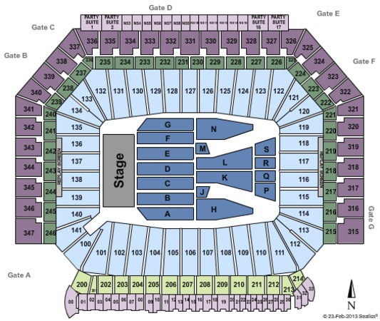 Ford field seating chart view brokeasshome com