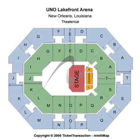 UNO Lakefront Arena Other