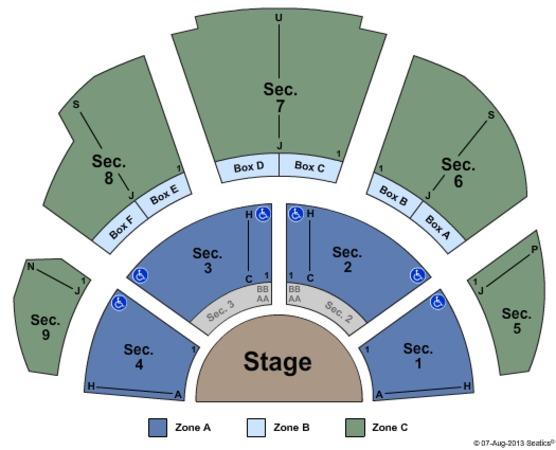 Casa manana tickets in fort worth texas casa manana seating charts