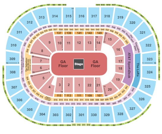 Td banknorth garden tickets in boston massachusetts td for Kanye west td garden