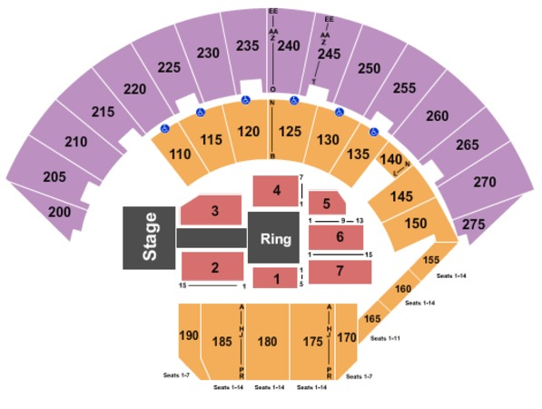 Mayo Civic Center Arena Tickets In Rochester Minnesota