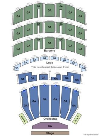 Shrine Auditorium Tickets In Los Angeles California